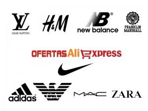 ropa de marca en Aliexpress