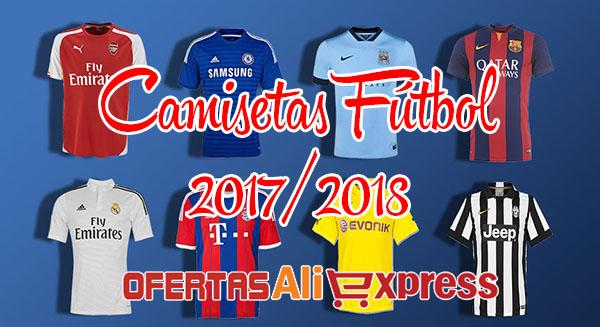 réplicas de camisetas de fútbol 2017